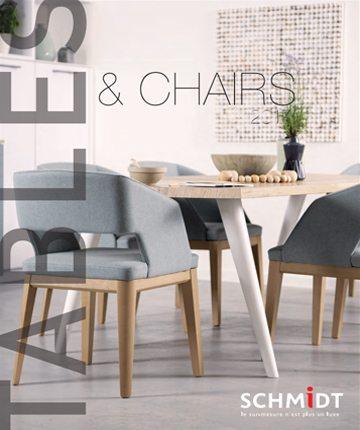 Catalogue Cuisines Schmidt Tables Et Chaises Pdf 6 2 Mo Apf
