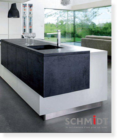 catalogue cuisines schmidt apf menuiserie sa. Black Bedroom Furniture Sets. Home Design Ideas