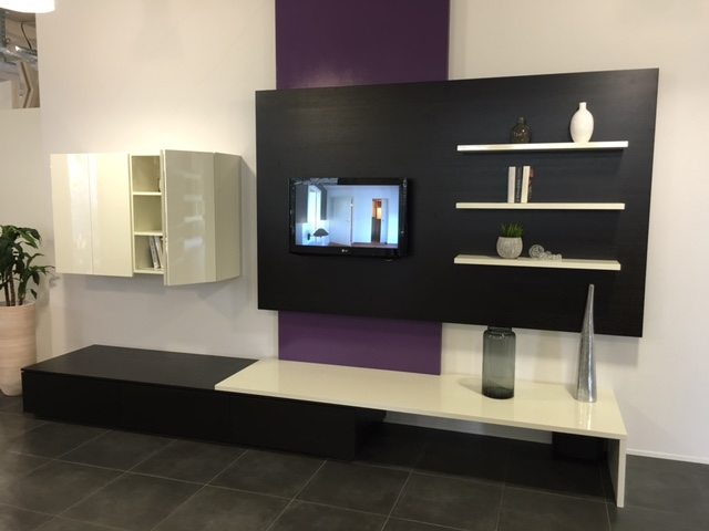 meuble tv wenge noir apf menuiserie sa. Black Bedroom Furniture Sets. Home Design Ideas