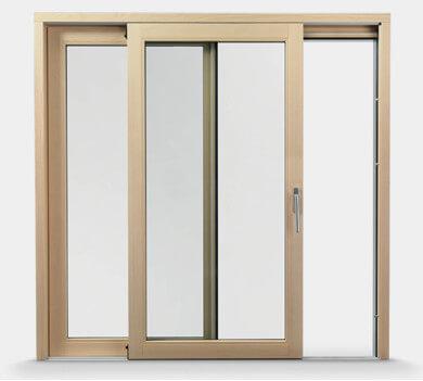 Porte fenêtre Egokiefer