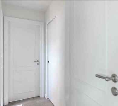 Portes battantes classiques